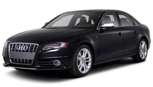 2012 Audi S4 4dr Sdn Man Premium Plus