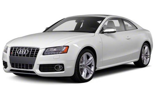 2012 Audi S5 2dr Cpe Auto Prestige
