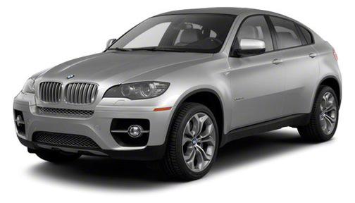 2012 BMW X6 AWD 4dr 50i