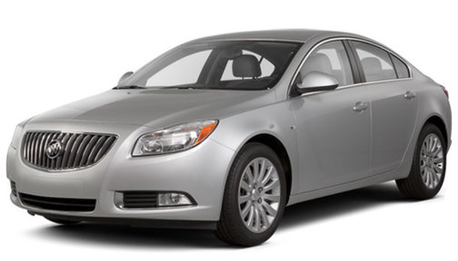 2012 Buick Regal 4dr Sdn Turbo Premium 3