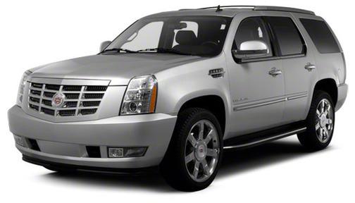 2012 Cadillac Escalade AWD 4dr Platinum Edition