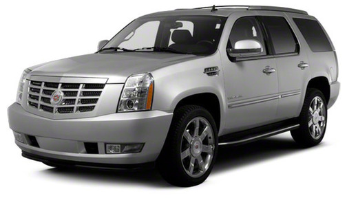 2012 Cadillac Escalade Platinum