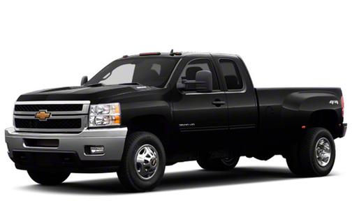 2012 Chevrolet Silverado 3500 2WD Ext Cab 158.2' Work Truck