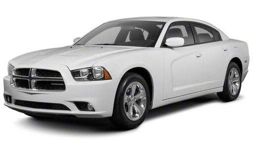 2012 Dodge Charger 4dr Sdn SXT AWD