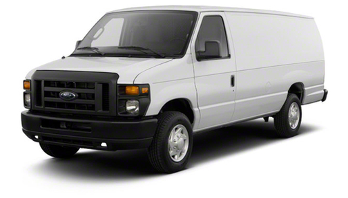 2012 Ford E-350 and Econoline 350 XLT