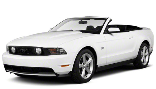 2012 Ford Mustang 2dr Conv GT Premium