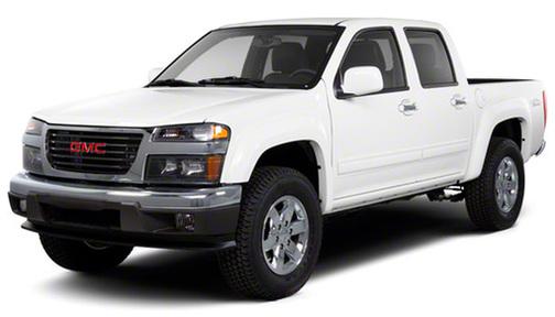 2012 GMC Canyon 2WD Crew Cab SLE2