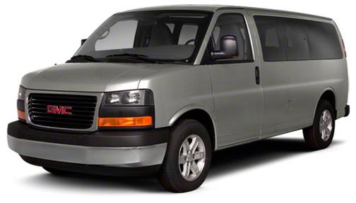 2012 GMC Savana 3500 LS
