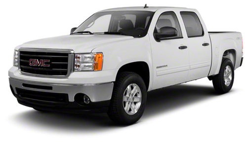 2012 GMC Sierra 1500 W/T