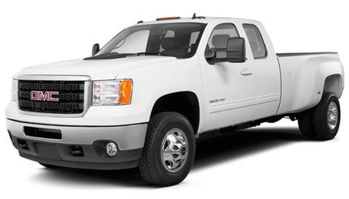 2012 GMC Sierra 3500 W/T