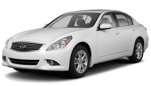 2012 INFINITI G37 Limited Edition