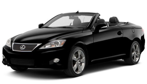 2012 Lexus IS Models