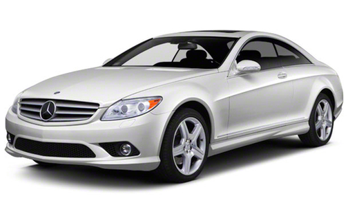 2012 Mercedes-Benz CL 65 AMG