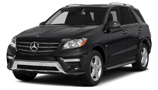2012 Mercedes-Benz ML 550