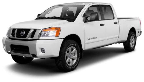 2012 Nissan Titan S