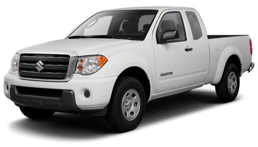 2012 Suzuki Equator Premium