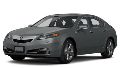 2013 Acura TL 4dr Sdn Man SH-AWD Tech