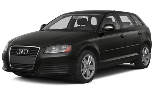 2013 Audi A3 4dr HB S tronic FrontTrak 2.0T Premium Plus