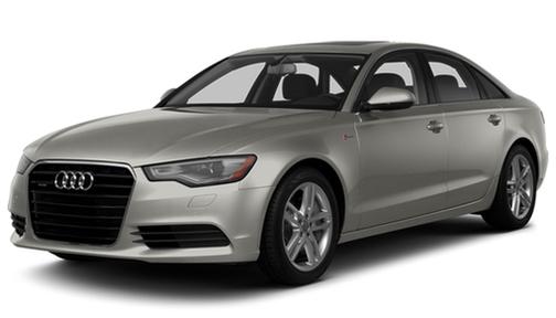 2013 Audi A6 4dr Sdn quattro 3.0T Premium