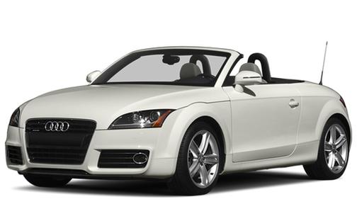 2013 Audi TT 2.0T Premium Plus