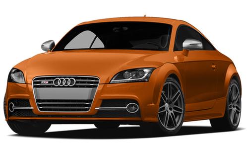 2013 Audi TTS 2dr Cpe S tronic quattro 2.0T Premium Plus