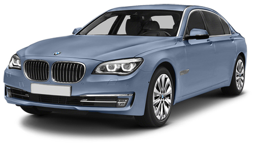 2013 BMW ActiveHybrid 7 Li