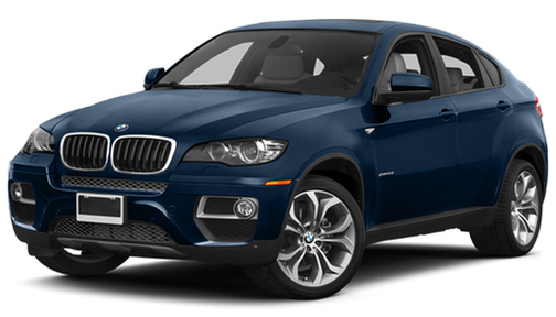 2013 BMW X6 AWD 4dr xDrive50i