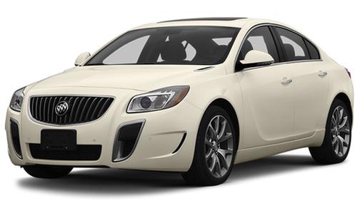 2013 Buick Regal GS