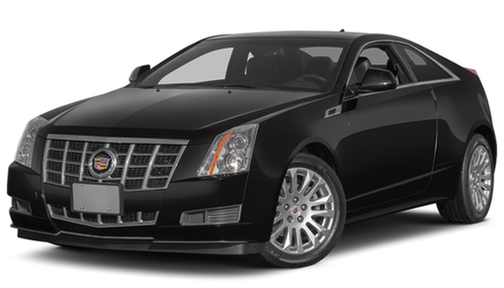 2013 Cadillac CTS 2dr Cpe Premium AWD