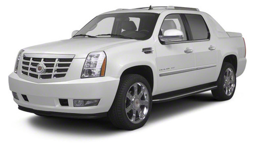 2013 Cadillac Escalade EXT AWD 4dr Luxury