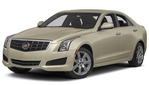 2013 Cadillac ATS 4dr Sdn 3.6L Luxury AWD