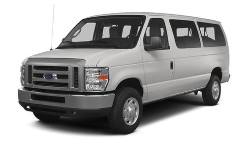 2013 Ford E-150 and Econoline 150 E-150 XLT