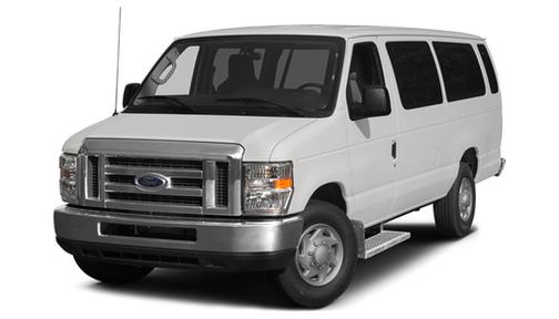 2013 Ford E-350 and Econoline 350 XL