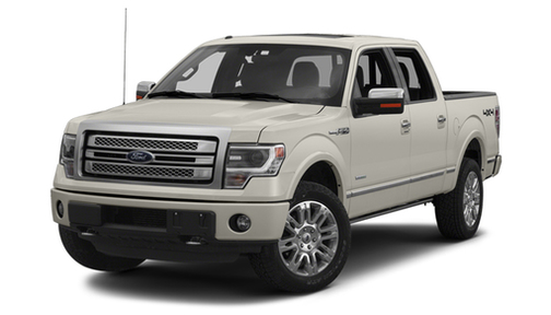 2013 Ford F150 Platinum