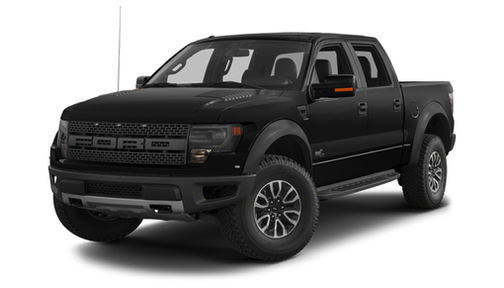 2013 Ford F150 4WD SuperCrew 145' SVT Raptor
