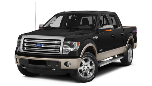 2013 Ford F150 4WD SuperCrew 157' King Ranch
