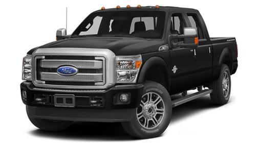 2013 Ford F250 Platinum