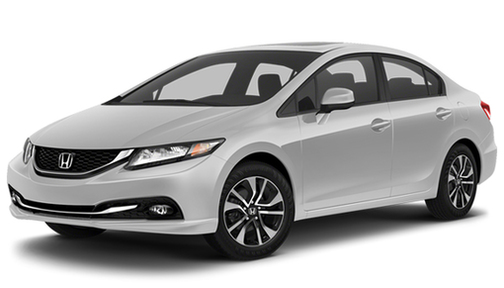 2013 Honda Civic 4dr Auto EX-L PZEV