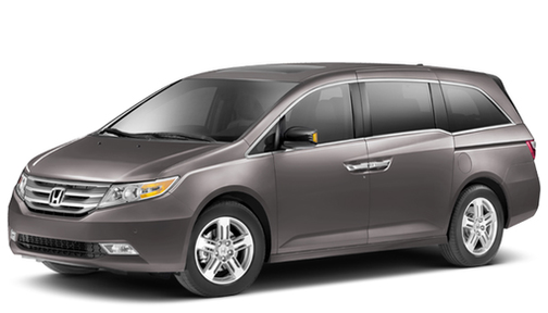 2013 Honda Odyssey 5dr Touring