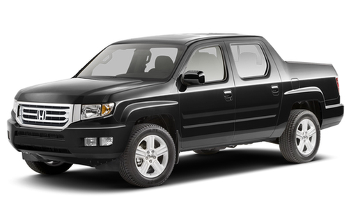 2013 Honda Ridgeline 4WD Crew Cab RTL
