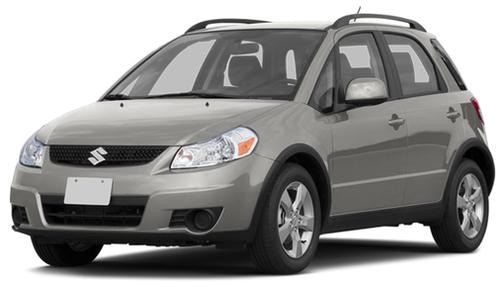 2013 Suzuki SX4 Premium