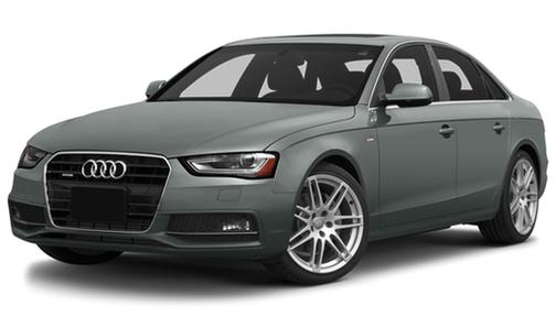 2014 Audi A4 4dr Sdn Man quattro 2.0T Premium