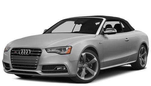 2014 Audi S5 2dr Cabriolet Premium Plus