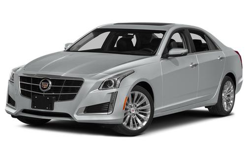 2014 Cadillac CTS 4dr Sdn 3.6L Twin Turbo Vsport RWD