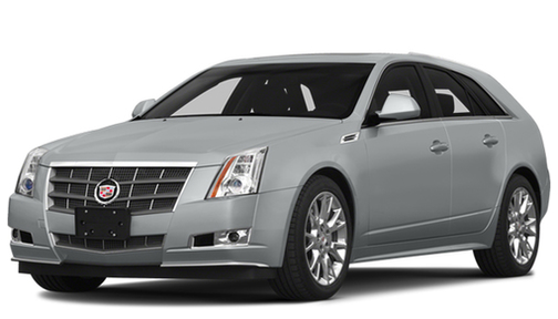 2014 Cadillac CTS Luxury