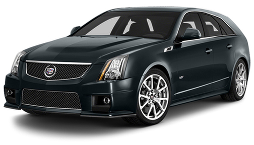 2014 Cadillac CTS 5dr Wgn