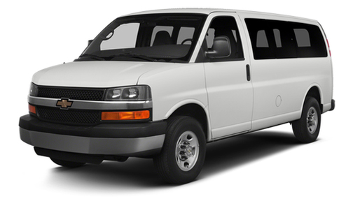2014 Chevrolet Express 1500 LT