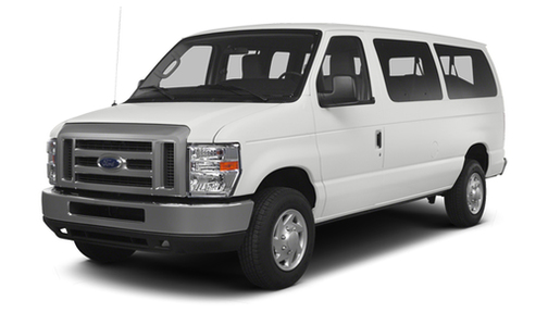 2014 Ford E-350 and Econoline 350 XL