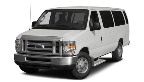 2014 Ford E-350 and Econoline 350 XLT