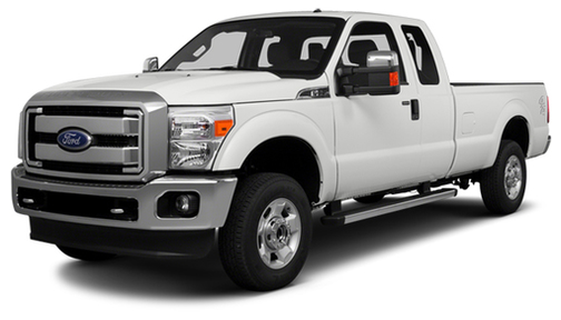 2014 Ford F250 4WD SuperCab 158' Lariat